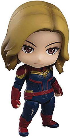Good Smile - Nendoroid - Marvel - Avengers - Captain Marvel: Hero's Edition DX Ver., Multicolor (G90871)