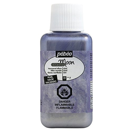 Pebeo Fantasy Moon Paint, 250ml, Lilac