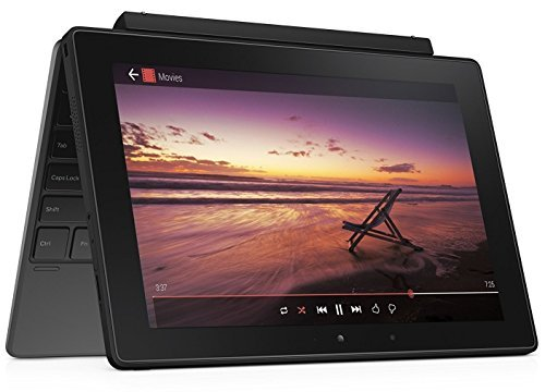 Dell Venue 10 5050 10.1 Inch Tablet Computer with Keyboard, Intel Quad Core Atom-Z3735F 1.33Ghz
