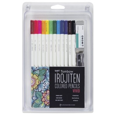 Irojiten Drawing Pencil-LG2-Cork