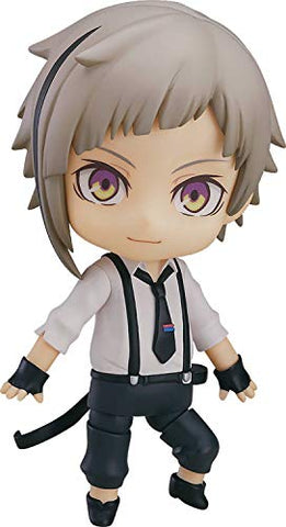 Orange Rouge JAN188700 Bungo Stray Dogs: Atsushi Nakajima Nendoroid Action Figure, Multicolor