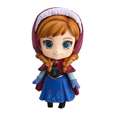 Huangyingui Frozen: Anna Action Figure Nendoroid Action Figure