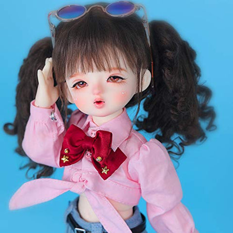 YILIAN BJD Doll Full Set 1/6 SD Doll 26cm Ball Jointed Fashion Dolls Toy Action Figure Best Gift for Girls