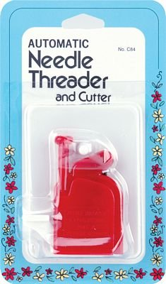 Automatic Needle Threader And Cutter
