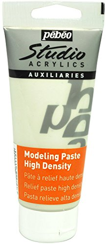 Pebeo Studio Acrylics Auxiliaries 100ml High Density Modelling Paste