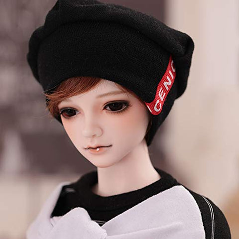 MEESock Sunshine Boy BJD Dolls 1/4 Casual Style SD Doll 18.1 Inch Ball Jointed Doll DIY Toys, with Clothes Shoes Wig Makeup, Fine Gift for Girls