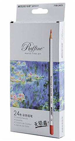 Sunyou Marco Raffine Fine Art Colored Pencils Adult Children Coloring Books Drawing Sketching,