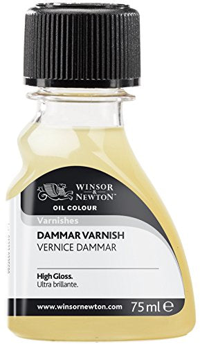 Winsor & Newton Dammar Varnish, 75ml