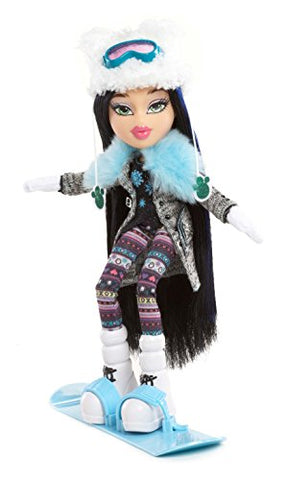 Bratz #SnowKissed Doll- Jade