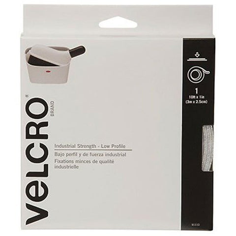 VELCRO Brand Industrial Strength - Low Profile | Superior Strength, 30% less Thickness than our