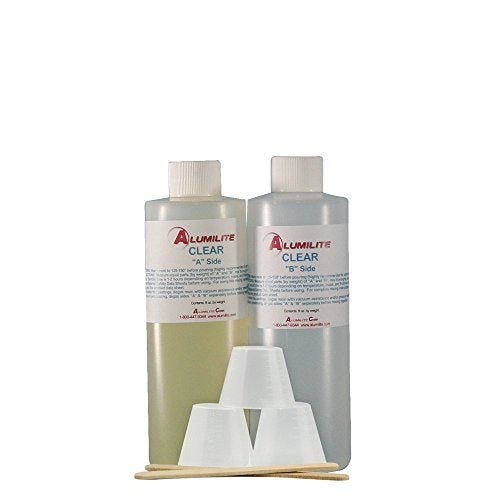 Alumilite Clear Casting Resin Kit 16 Oz