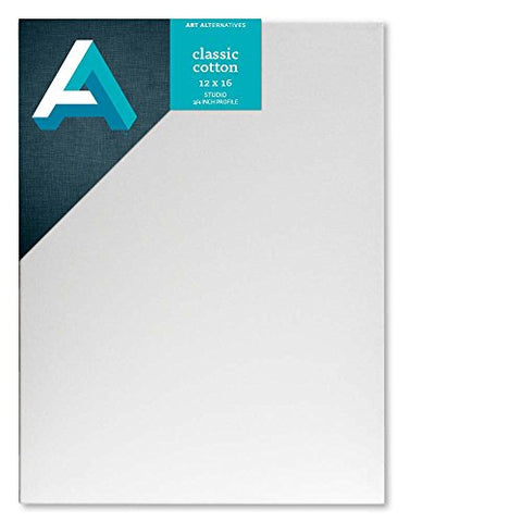 AA Studio Stretched Canvas Case/10 12X16