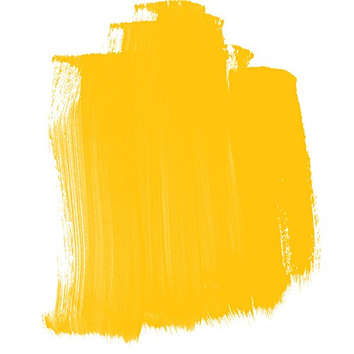 4oz. High Flow Acrylic Paint Color: Diarylide Yellow