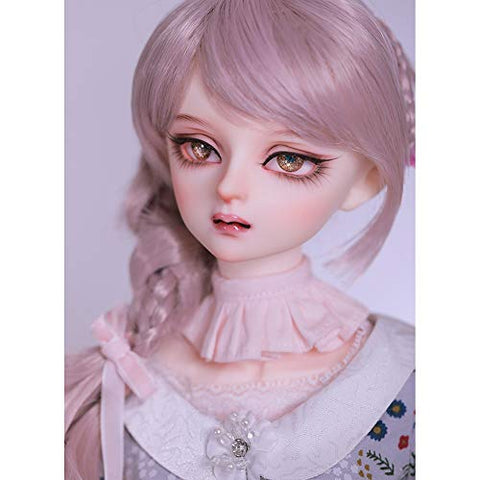 YILIAN BJD Doll, 1/3 56Cm 22In Ball Jointed Doll Handmade SD Doll + Full Set Clothes + Shoes + Wig + Makeup Best for Girls