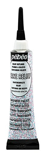 Pebeo - Cerne Relief Paint - Glitter