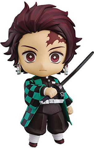Kimetsu No Yaiba: Demon Slayer: Tanjiro Kamado Nendoroid Action Figure