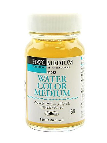 Holbein Watercolor Medium 55 ml [PACK OF 2 ]