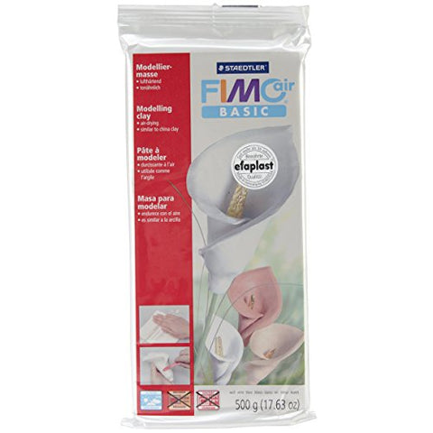 White - Fimo Air-Dry Clay 17.63oz