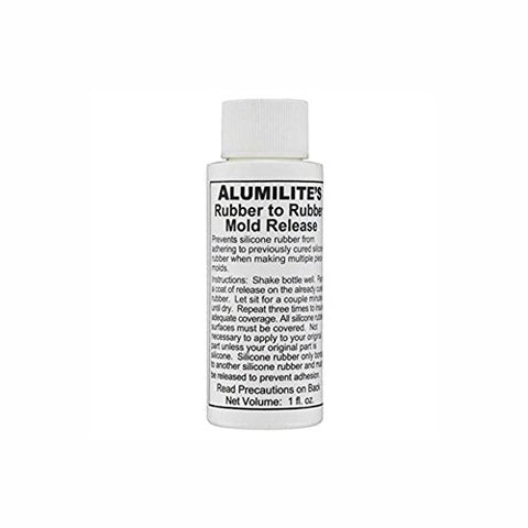 Alumilite Rubber To Rubber Mold Release 1 Ounce