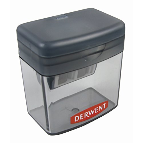 Derwent Manual Twin Hole Pencil Sharpener (2301930)