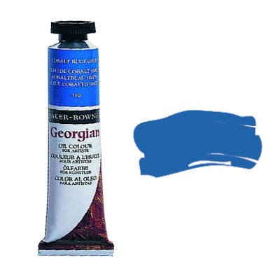 Daler-Rowney Georgian Oil Colours French ultramarine 225 ml