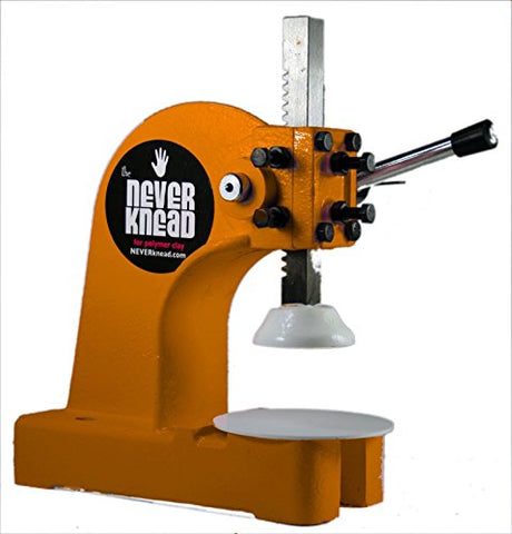 NEW TOOL for Polymer Clay Kneading Machine for Artists - STOP KNEADING Clay Sculpey Fimo Kato Pardo