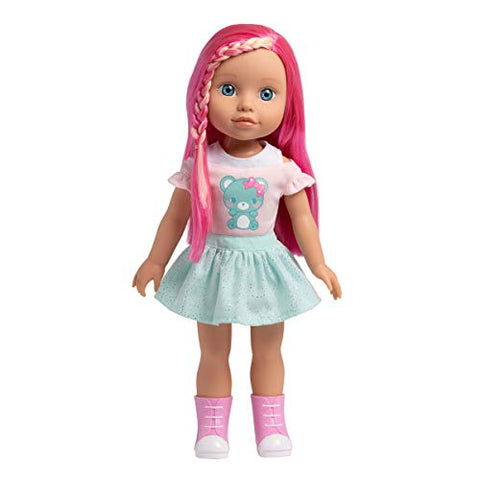 Adora Be Bright Doll Honey - Bear, Hair Color Changes in The Sun, for Kids Age 3+