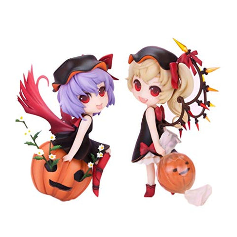 Kaiyu Touhou Project Flandre Remilia Nendoroid Action Figure