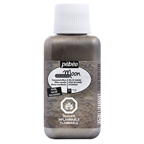 Pebeo Fantasy Moon Paint, 250ml, Veil of Smoke