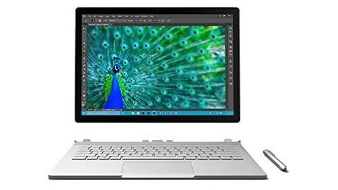 "Microsoft Surface Book Tablet PC - 13.5"" - PixelSense - Wireless LAN - Intel Core i5 i5-6300U"