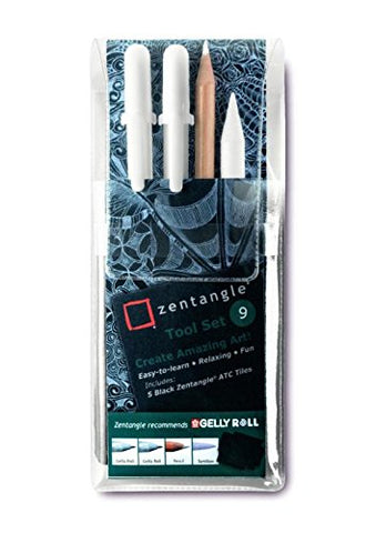 Zentangle Tool Set (pack Of 9)