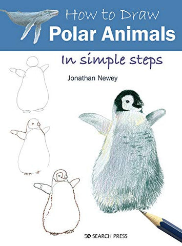 How to Draw Polar Animals in Simple Steps