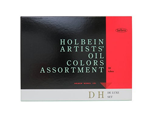 Holbein Oil H903 Set Of 20 Tubes