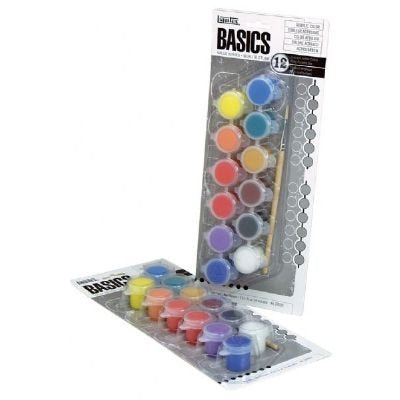 6 Pack Paint Strips (Product Catalog: Paints, Brushes & Inks)