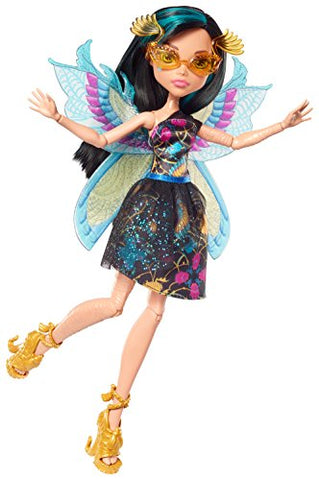 Monster High Garden Ghouls Wings Cleo De Nile Doll