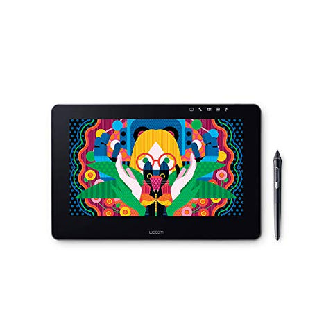 "Wacom DTH1320AK0 Cintiq Pro 13"" Creative Pen Display with Link Plus, HD LCD Graphics Monitor,"