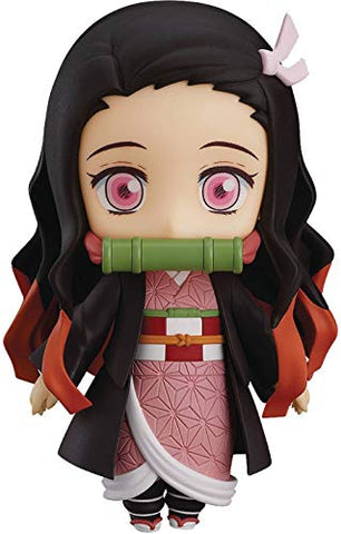 Demon Slayer: Kimetsu No Yaiba: Nezuko Kamado Nendoroid Action Figure