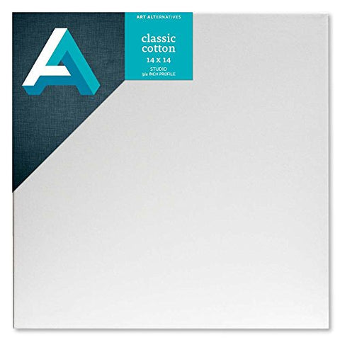 AA Studio Stretched Canvas Case/10 14X14