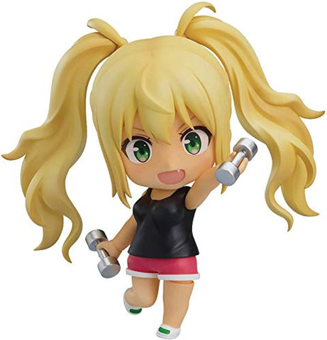 Good Smile How Heavy are The Dumbbells You Lift?: Hibiki Sakura Nendoroid Action Figure