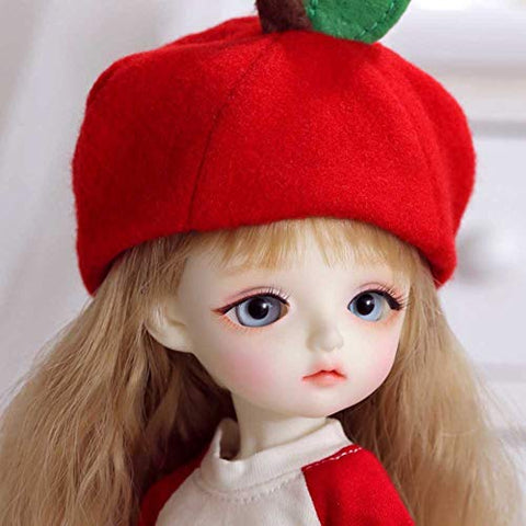 ZDD 1/6 Girls Bjd Sd Female Doll with Makeup Eyeball Clothes and Doll Wig Joint Doll Cute Fairy Bjd Dolls Toy Gifts for Children