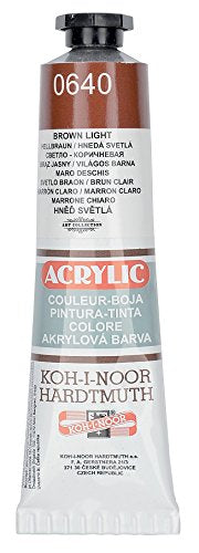 KOH-I-NOOR 016274000000 40 ml Acrylic Colour Paint - Pearly Medium