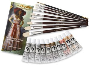 Sanden Pro Mix Oil Color 37 ml Tube - Neutral No. 5