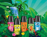 STABILO BOSS HIGHLIGHTER PENS 'MINI FUNNIMALS' WALLET OF 5 ASSORTED