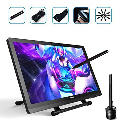 Ugee UG-2150 21.5 Inch Graphics Drawing Monitor Digital Pen Display IPS Screen with HD