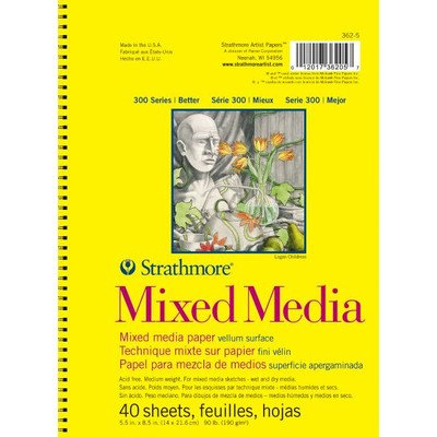300 Series Mixed Media Pad [Set of 12]