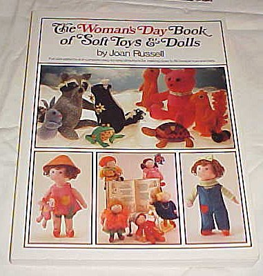 The Woman's Day Book of Soft Toys and Dolls
