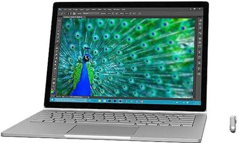 Microsoft Surface Book FGH-00001 Notebook PC - Intel Core i5-6300U 2.4 GHz Dual-Core Processor -