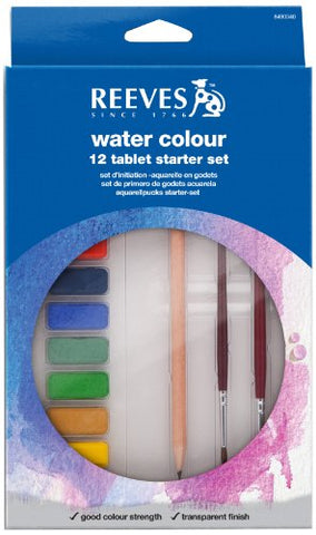 Watercolor Paint (Set of 24)