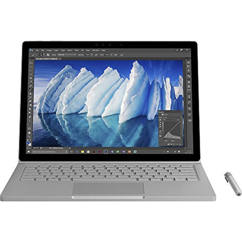 Microsoft Surface Book 13.5 Inch 2 in 1 Laptop (Intel Core i7, 256GB, 8GB RAM, Windows 10) with