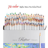 Marco Raffine Fine Art Drawing 72 Color Pencils